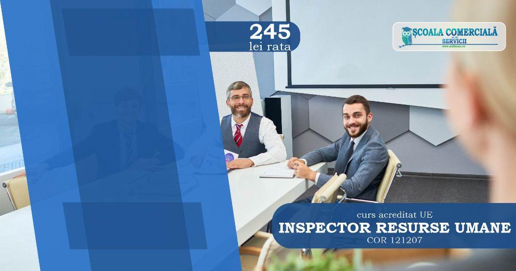 inspector resurse umane